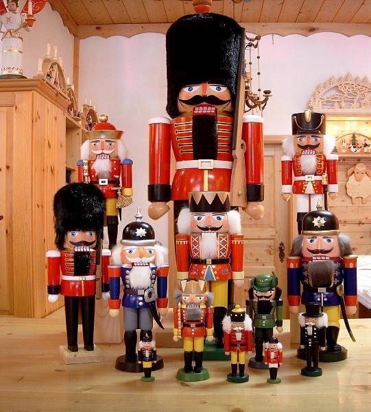 Tradiciones navideñas: El cascanueces