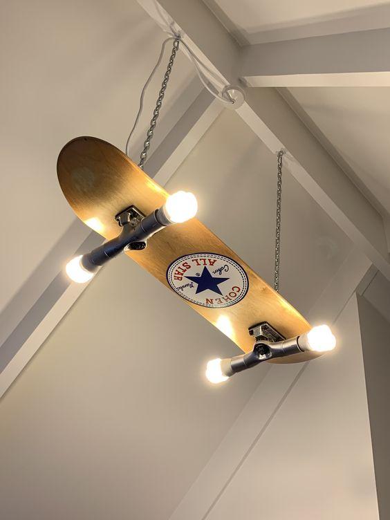 Tablas de Skate recicladas
