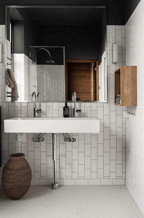 Azulejos baños tendencias