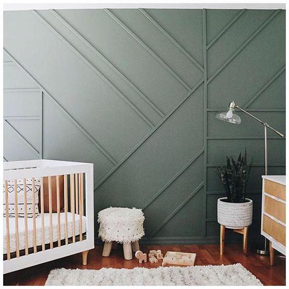 Decoración habitación bebé 2019