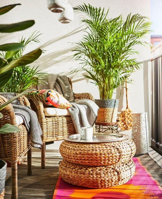 Claves para crear exteriores relajantes