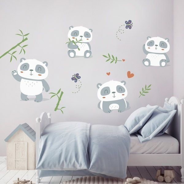 vinilo pandas