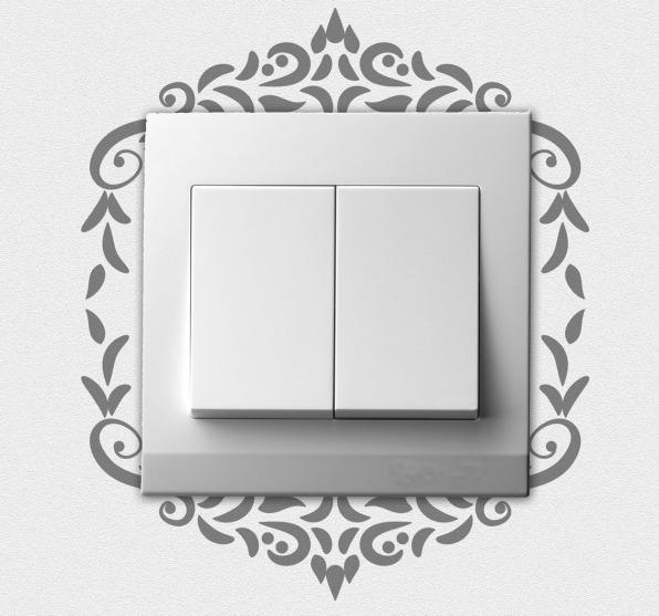Vinilos clásicos para interruptores