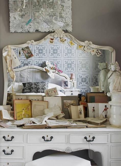 Decoraci n vintage y moderna en armon a for Vintage muebles y objetos