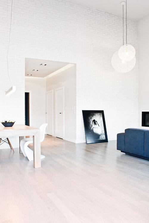 Fotos de casas decoradas de estilo minimalista for Decoracion de interiores minimalistas 2016