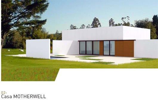 Viviendas prefabricadas de Modular Home